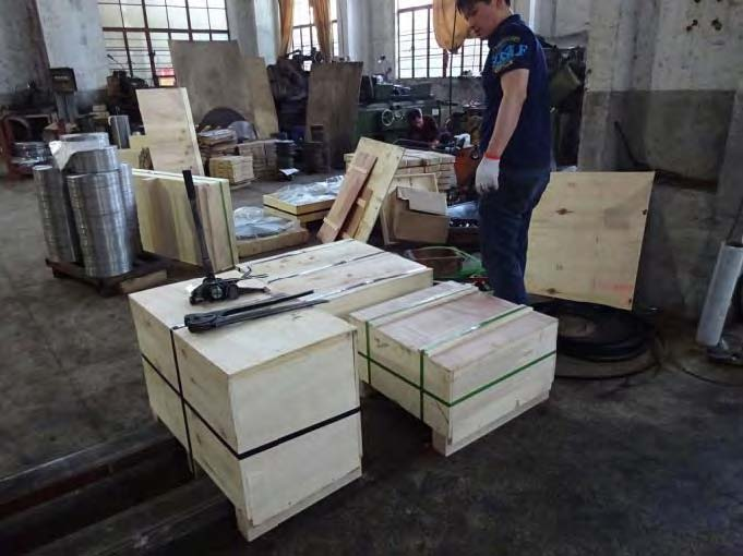 leather product pre-shipment Inspection service