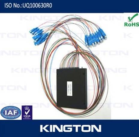 PROMOTION :1x16 Fiber plc splitter with sc connector