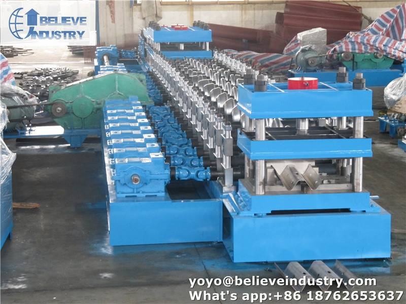 Sell 2-Wave Guardrail Roll Forming Machine