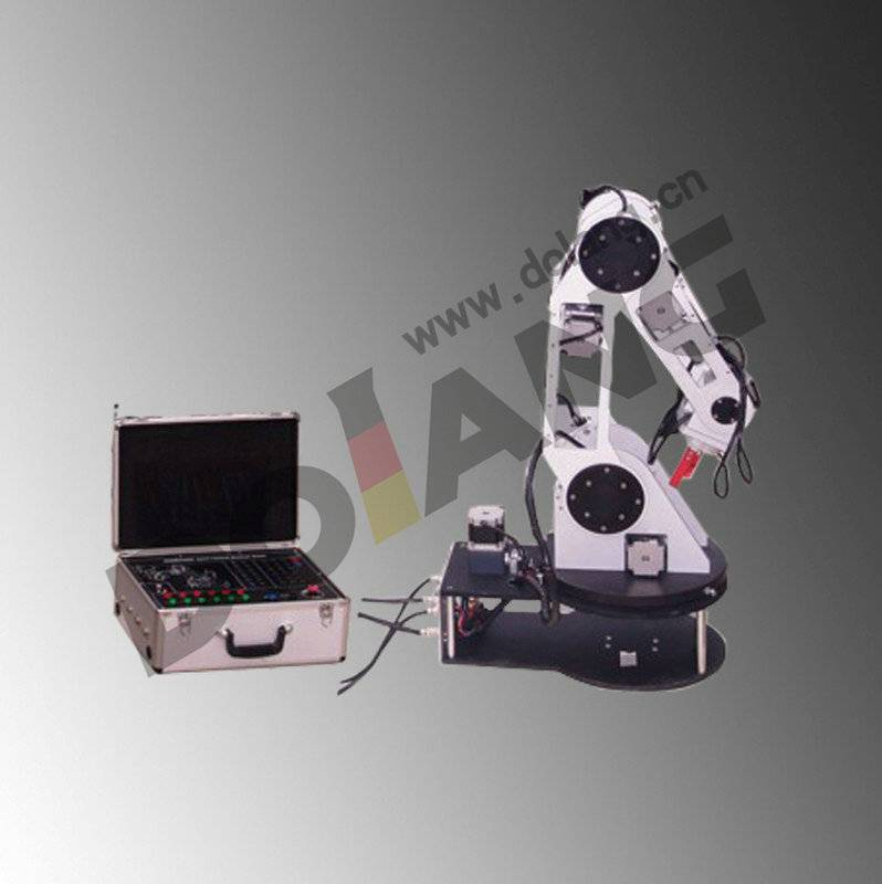 Electro Robot Arm Didactic Training Equipment Didactique Trainer, Vocational Educational Equipment