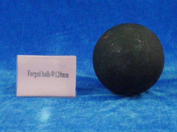 Forged steel media ball 120mm