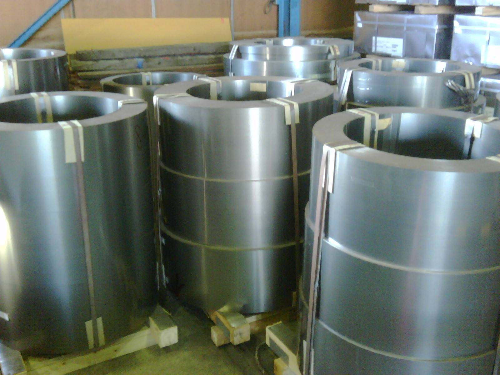 CRNGO non grain oriented silicon steel coils