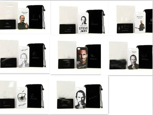 Steve Jobs Iphone4/4s/5 cellphone cases