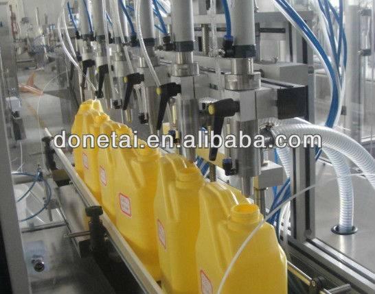 Supply automatic quantitative edible oil filling machine