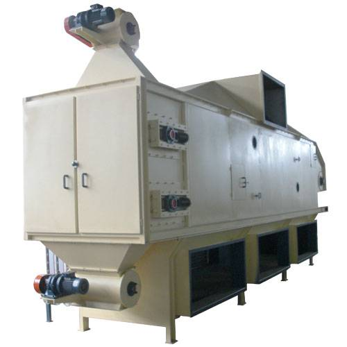 Fish Extruding Feed Dryer