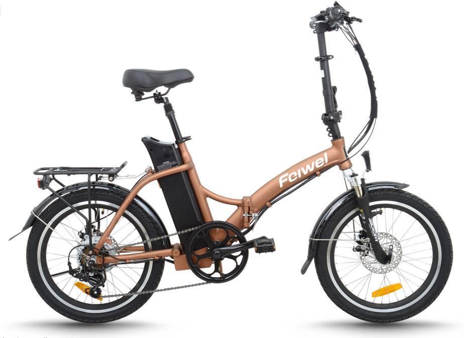 Folding electric bike(FR-TDN11Z)