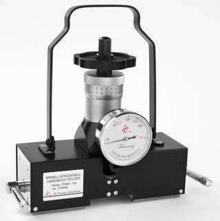 we sell magnetic type Brinell&Rockwell hardness tester