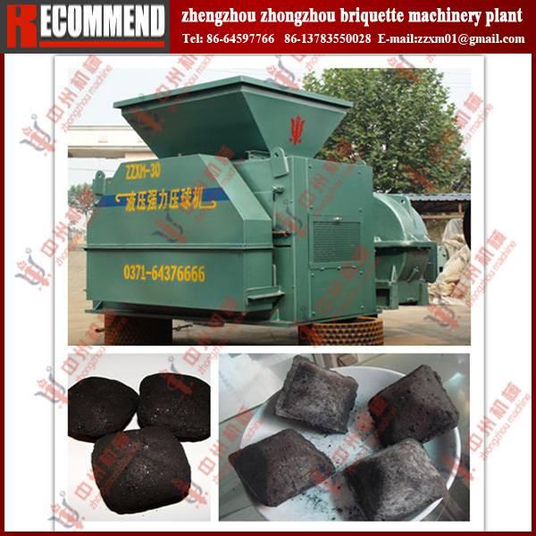 Carbon briquette machine--Zhongzhou86-13783550028