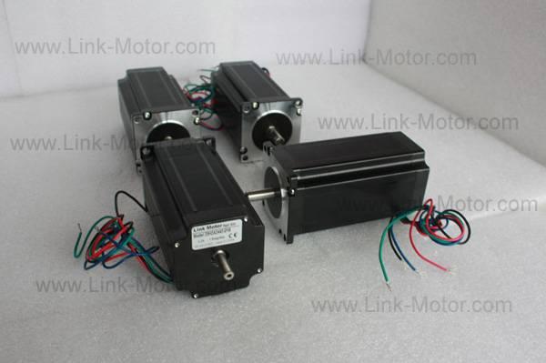 4x23H2A2442-01B Nema23 Stepper Motors, 4.2A, 280N.cm (394oz.in)