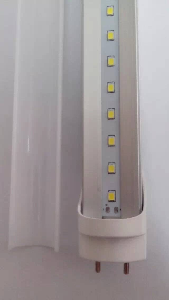 T8 Plastic non-isolating flicker free Led tube
