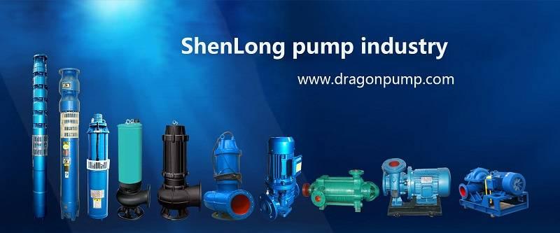 QJ series submersible pump