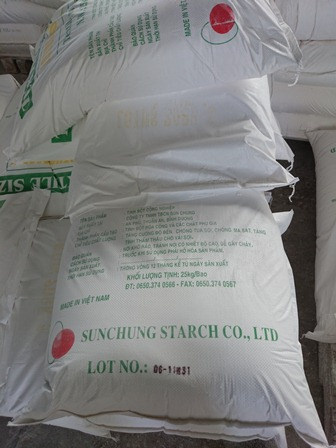 Supply Modified Starch, Cationic Starch, Anion Starch