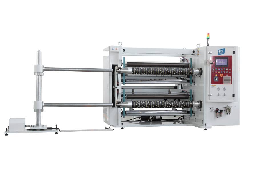 Automatic high-speed slitting machine KWF-E
