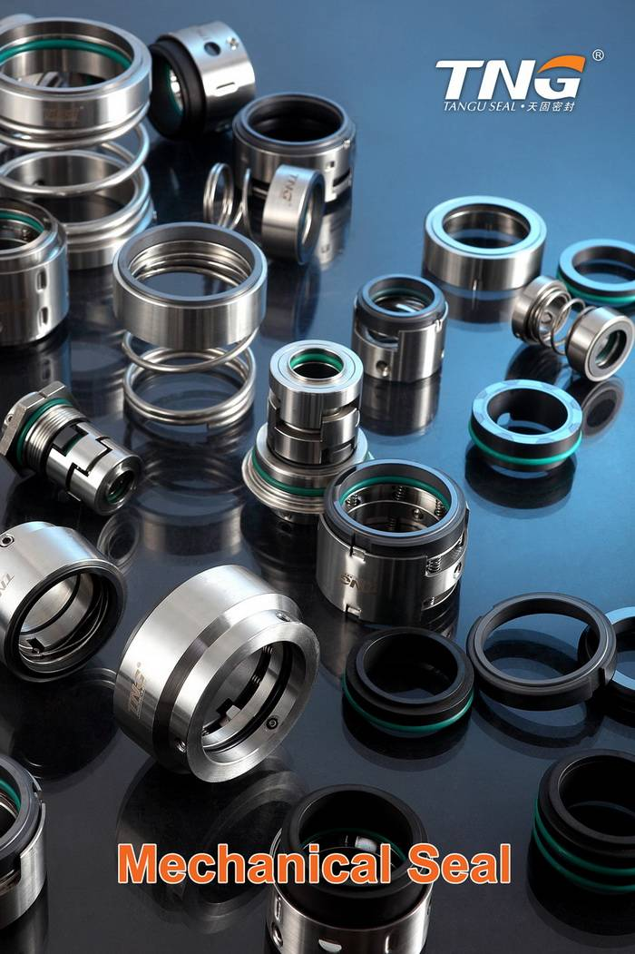 TNG mechanical seals manufactory