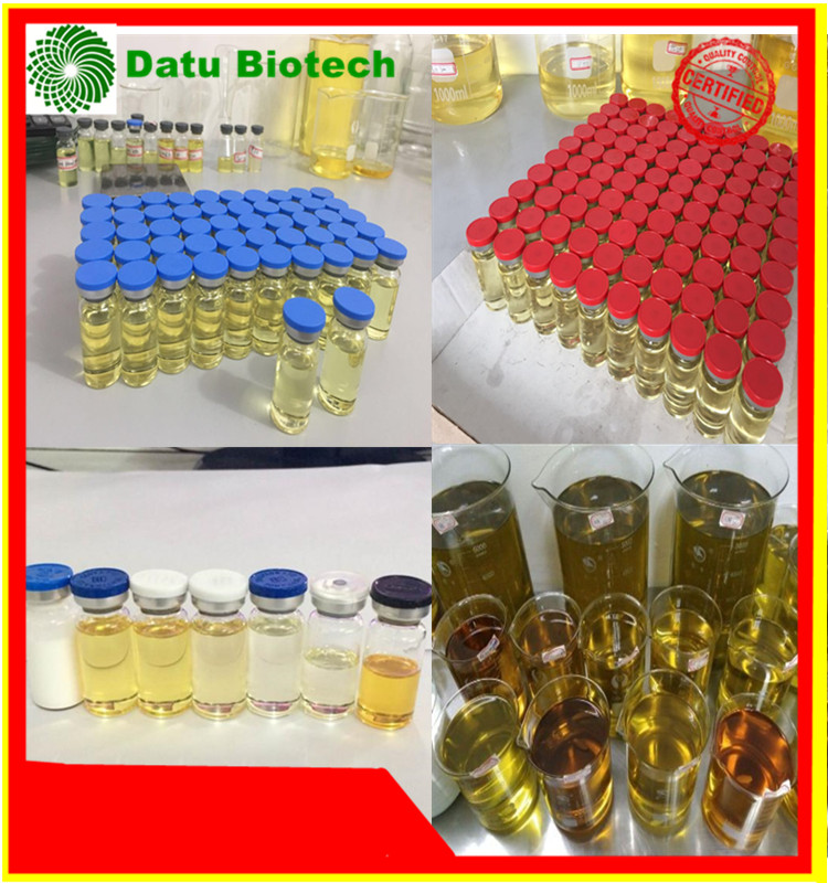 Premium Quality finished 10 ml steroid vials steroids oil injection / Oral Steroids Oil Wholesale