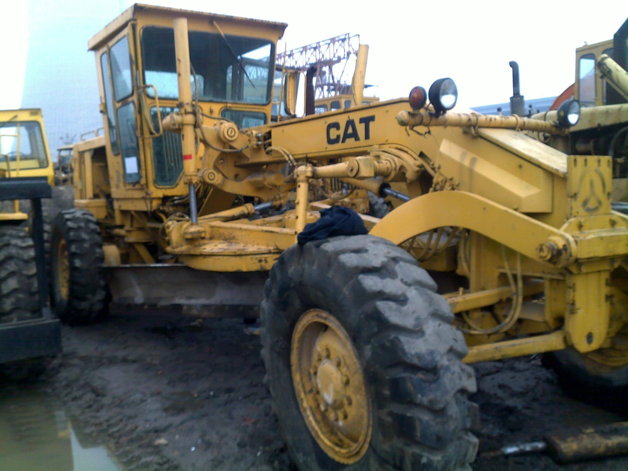 caterpillar 140G CAT used graders for sale