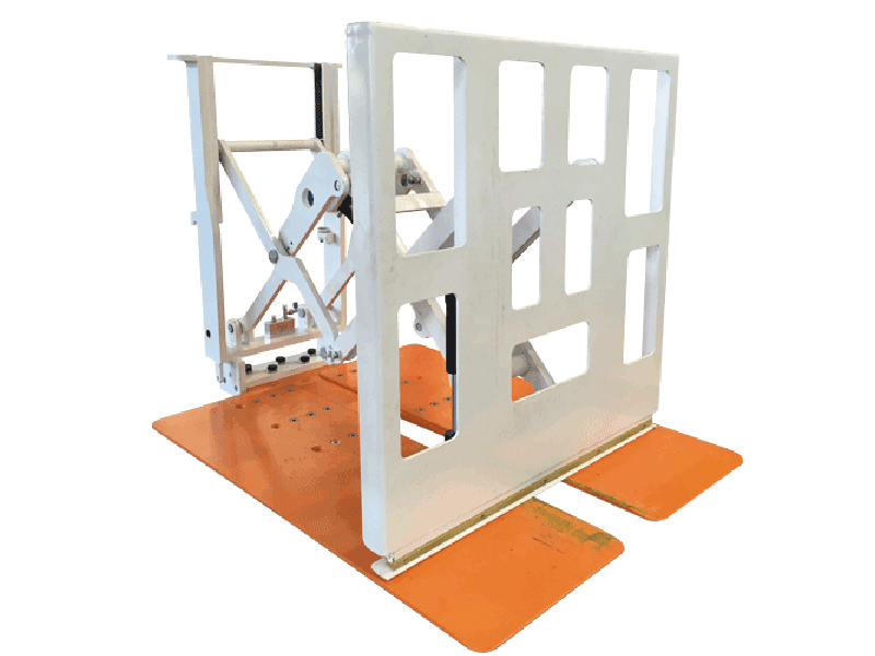 Push pull quick mount F series forklift attachment