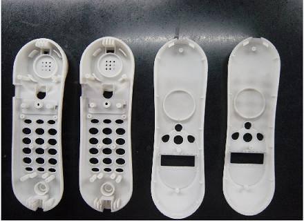 Telephone casing