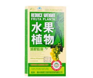 Fruta Planta Slimming Capsules