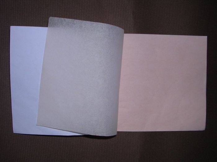 Buy Rouged Tissue or Cotton Paper For Gold Leaf Separation