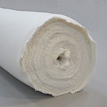 natural grey cotton poplin 6OZ fabric for bags
