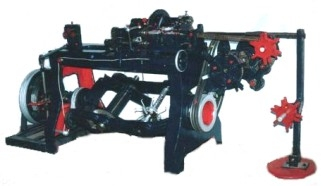 AUTOMATIC BARBED WIRE / FENCING WIRE MACHINE