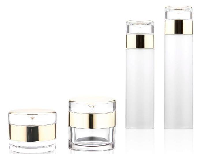 Cosmetic Container Toner Skin care bottle jar - KSF SERIES