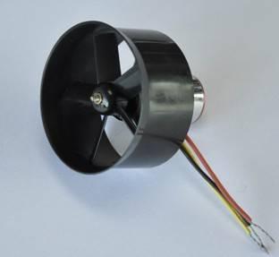 35mm brushless motor (5 leaf blade)