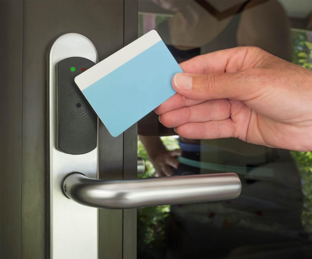 Fudan FM1108 13.56MHZ hotel key Card