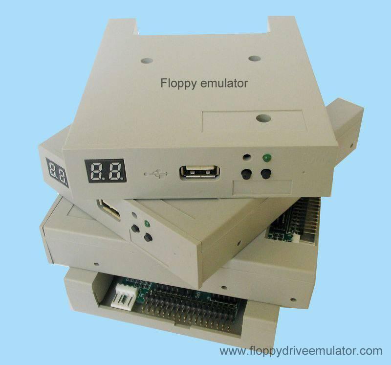 floppy driver emulator for shima seiki knitting machine