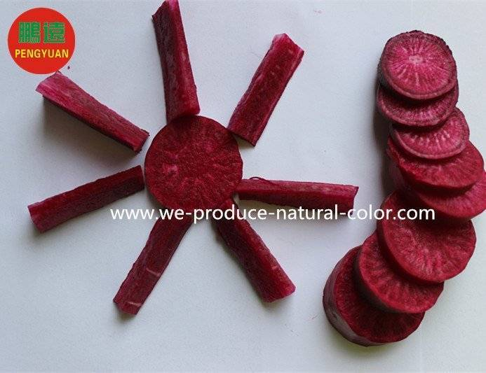 chinese hot sale beet root red color food coloring