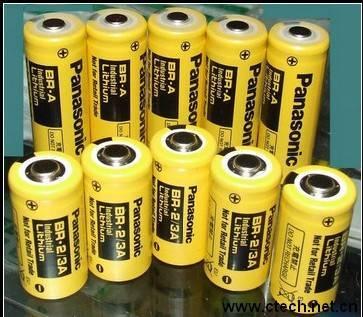 Panasonic BR-2/3A 3V Battery
