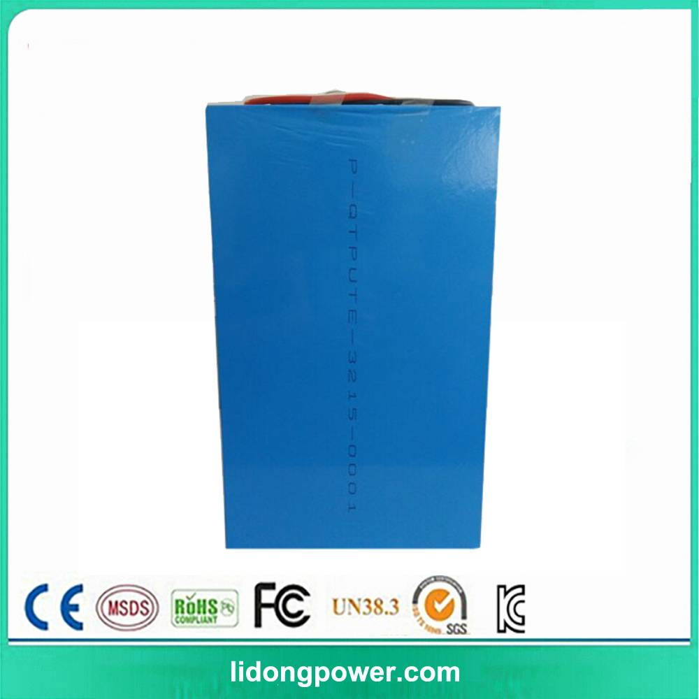 Polymer Lithium Batteries 24V 12Ah Battery