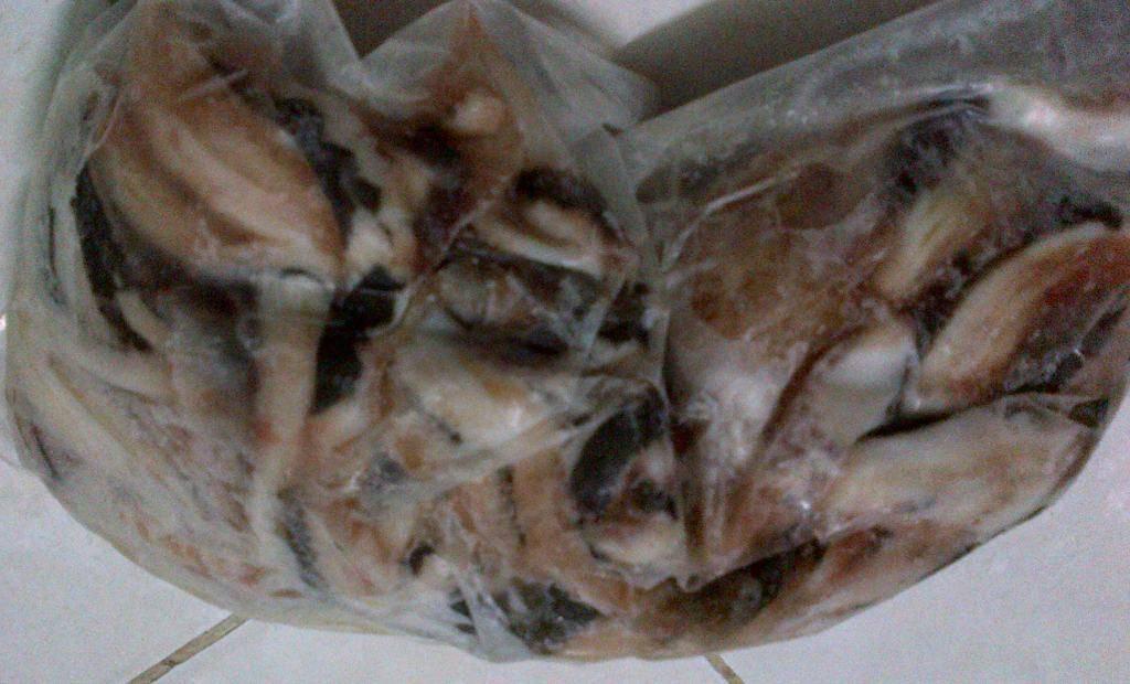 Sell frozen pangasius skin