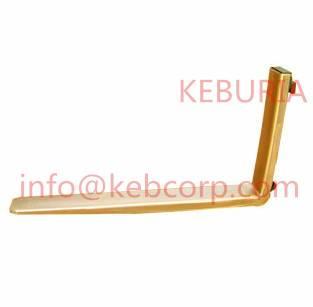 Spark Retardant Fork spark resistant brass clad fork arm