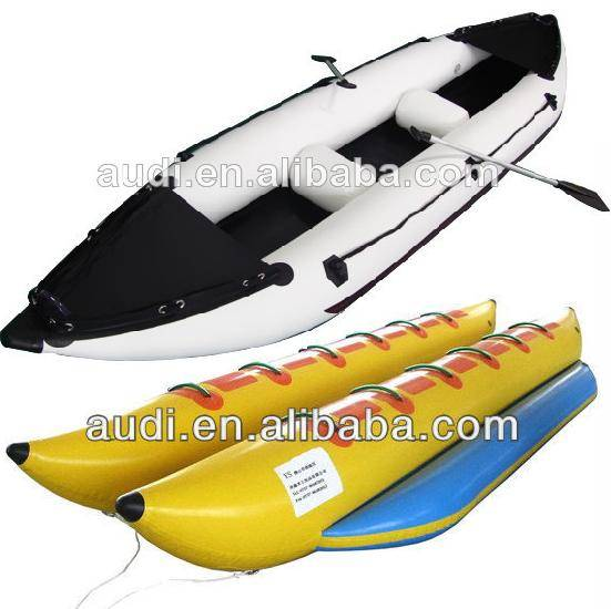 inflatable banana boat,inflatable yacht,inflatable kayak