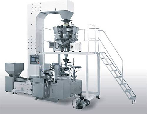 Full Automatic Bag Given Packaging Machine