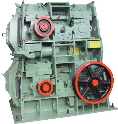 HLPM7G Series the 7th Roller Crusher
