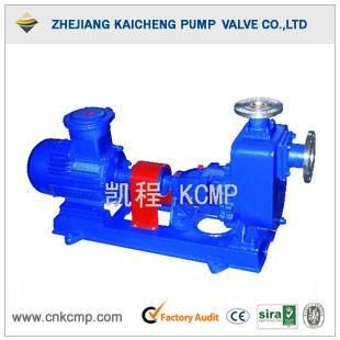 IHZ self priming chemical pump