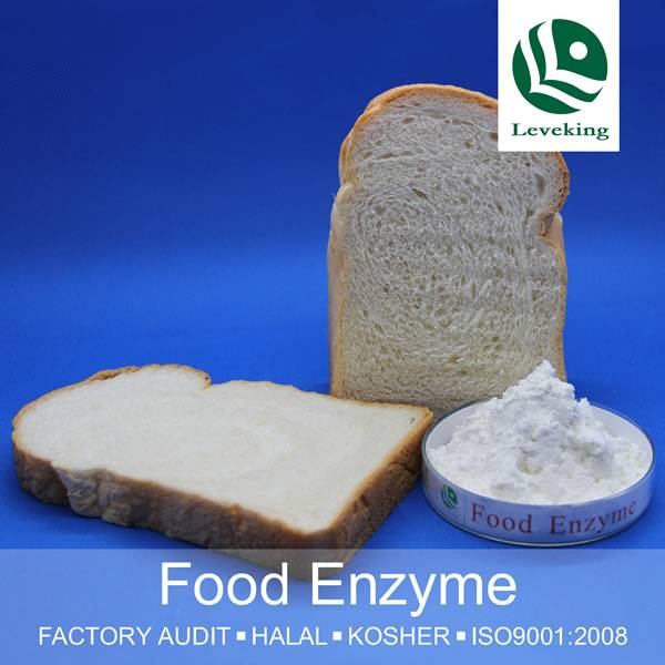 Lipase for flour improver