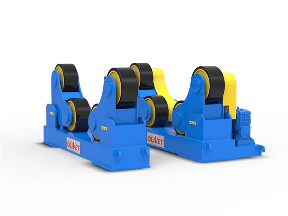 Self Aligning Rotator-HGZ Series Double Driving Self Aligning Rotator