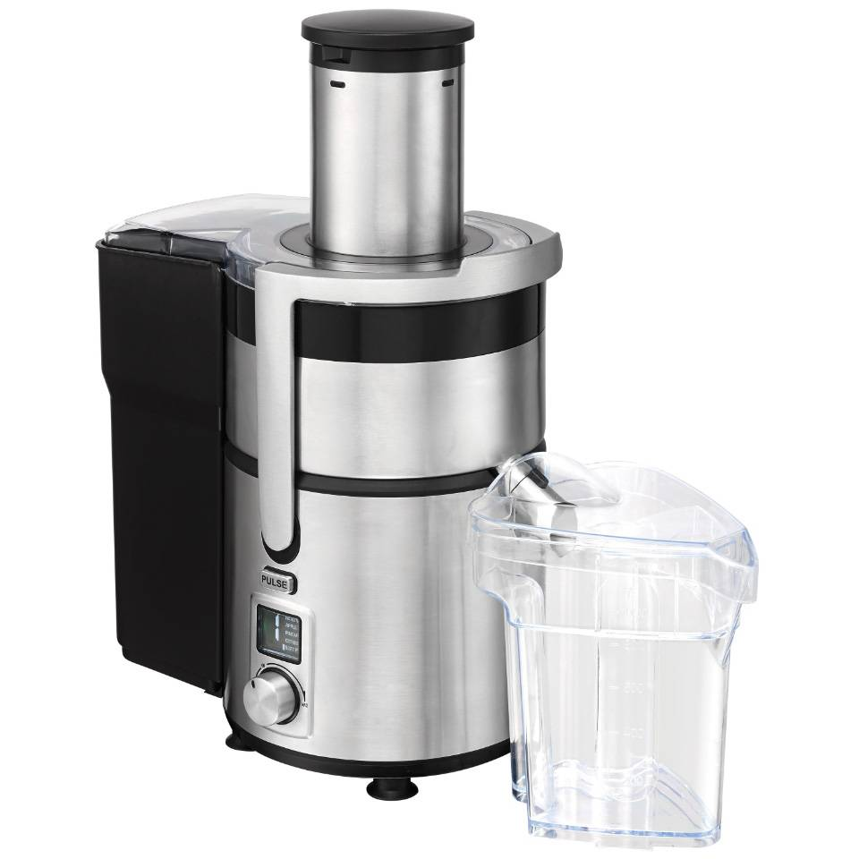 Full Stainless Steel Power Extractor with Griner and Blender