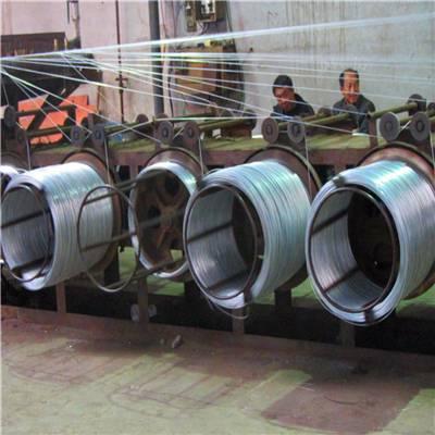galvanized wire (factory)
