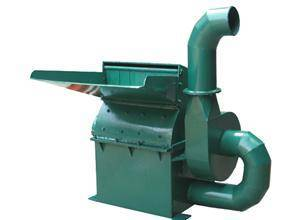 New Type Straw Crusher for Wood Powder Production