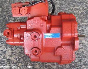 KYB PSVD2-17E/27E Yanmar hydraulic Piston Pump of excavator