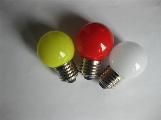 LED globl bulb G40
