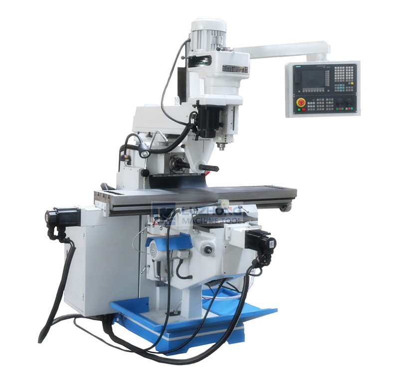 XK6325 CNC Turret Milling Machine