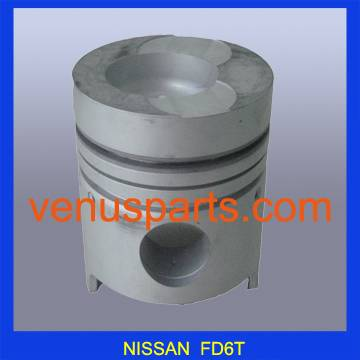 engine parts for nissan fe6 piston 12010-96507