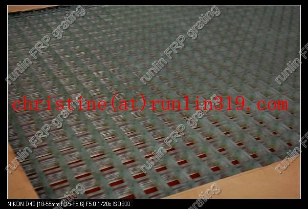 fiberglass panel walkway