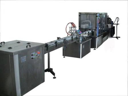 small production line